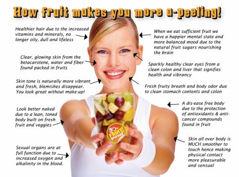 Fruity Benefits