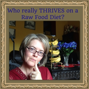 000who thrives on raw food