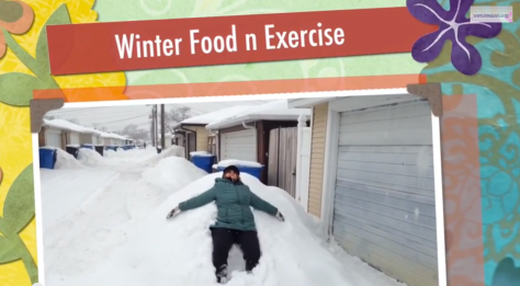 Winter Food n Exercise
