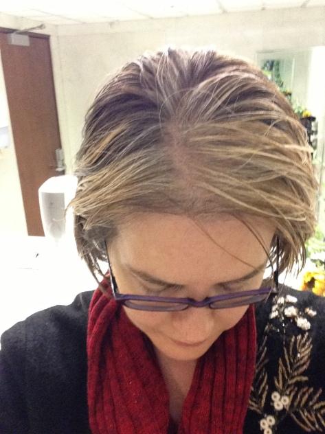 Sesame oil hair